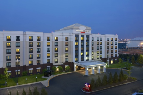 SpringHill Suites by Marriott Newark Liberty International Airport, NJ 07114 near Newark Liberty International Airport View Point 1