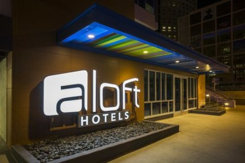 Aloft Tampa Downtown, FL 33602 near Tampa International Airport View Point 27