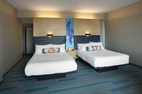 Aloft Tampa Downtown, FL 33602 near Tampa International Airport View Point 14