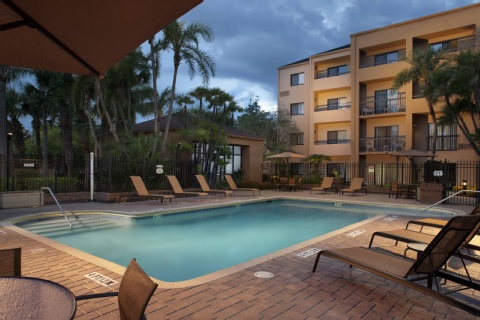 Courtyard by Marriott Tampa Westshore/Airport, FL 33607 near Tampa International Airport View Point 14