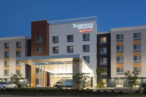 Fairfield Inn & Suites by Marriott Tampa Westshore/Airport, FL 33607 near Tampa International Airport View Point 1