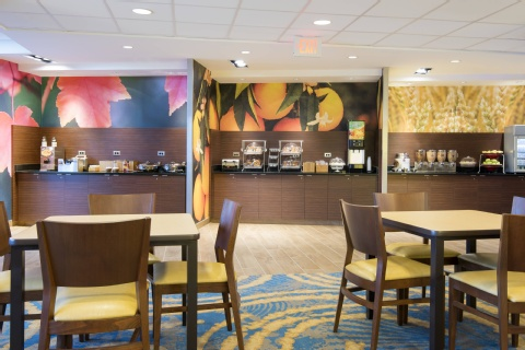 Fairfield Inn & Suites by Marriott Tampa Westshore/Airport, FL 33607 near Tampa International Airport View Point 16