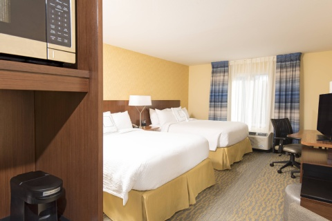 Fairfield Inn & Suites by Marriott Tampa Westshore/Airport, FL 33607 near Tampa International Airport View Point 12
