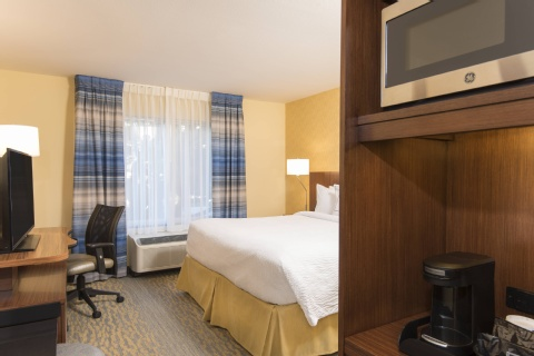 Fairfield Inn & Suites by Marriott Tampa Westshore/Airport, FL 33607 near Tampa International Airport View Point 7