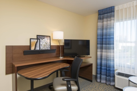 Fairfield Inn & Suites by Marriott Tampa Westshore/Airport, FL 33607 near Tampa International Airport View Point 4