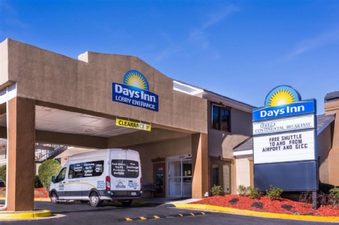 Days Inn by Wyndham College Park Airport Best Road, GA 30337 near Hartsfield-jackson Atlanta International Airport View Point 1