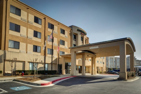 Courtyard by Marriott Atlanta Airport West, GA 30344