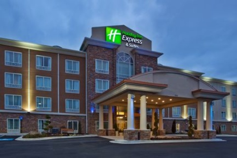 Holiday Inn Express & Suites Atlanta Arpt West, GA 30331 near Hartsfield-jackson Atlanta International Airport View Point 1