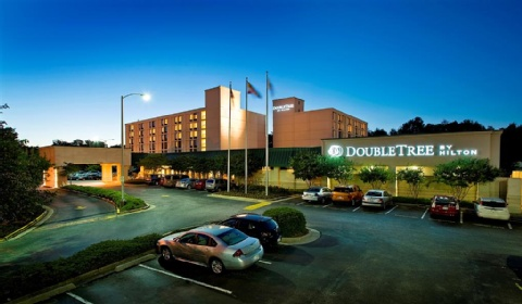 DoubleTree by Hilton Hotel Baltimore - BWI Airport, MD 21090 near Baltimore-washington International Thurgood Marshall Airport View Point 1