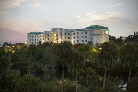 Courtyard by Marriott Fort Lauderdale Airport & Cruise Port, FL 33004 near Fort Lauderdale-hollywood International Airport View Point 1