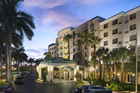 Courtyard by Marriott Fort Lauderdale Airport & Cruise Port, FL 33004 near Fort Lauderdale-hollywood International Airport View Point 30
