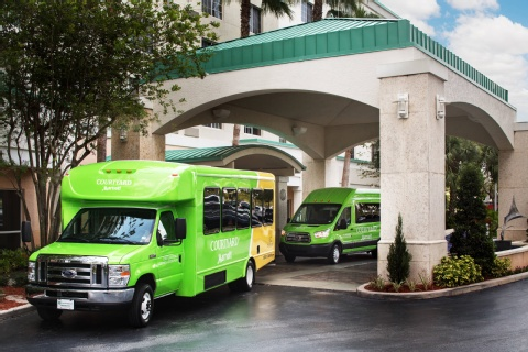Courtyard by Marriott Fort Lauderdale Airport & Cruise Port, FL 33004 near Fort Lauderdale-hollywood International Airport View Point 27