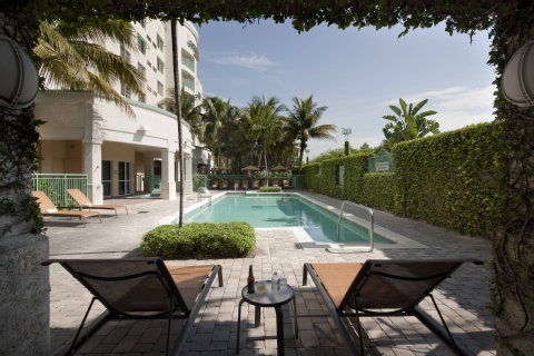 Courtyard by Marriott Fort Lauderdale Airport & Cruise Port, FL 33004 near Fort Lauderdale-hollywood International Airport View Point 14
