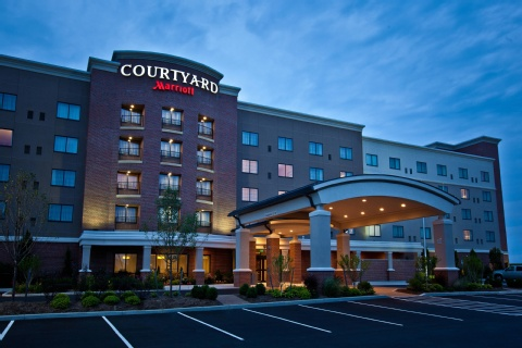 Courtyard by Marriott Buffalo Airport, NY 14225 near Buffalo Niagara International Airport View Point 30