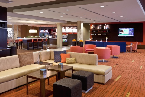 Courtyard by Marriott Buffalo Airport, NY 14225 near Buffalo Niagara International Airport View Point 19