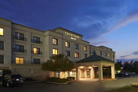 Courtyard by Marriott Buffalo Amherst, NY 14221 near Buffalo Niagara International Airport View Point 1