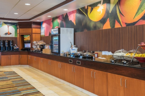 Fairfield Inn & Suites Buffalo Airport, NY 14225 near Buffalo Niagara International Airport View Point 21