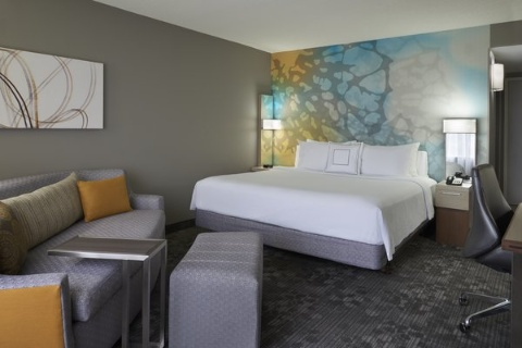Courtyard by Marriott Toronto Airport, ON M9W 5E8 near Toronto Pearson International Airport View Point 9