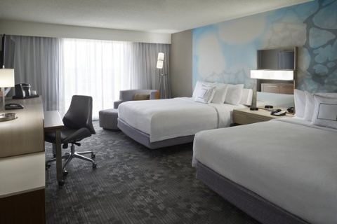 Courtyard by Marriott Toronto Airport, ON M9W 5E8 near Toronto Pearson International Airport View Point 6