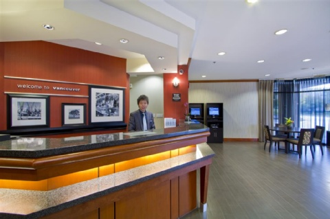 Hampton Inn by Hilton Vancouver-Airport/Richmond, BC V6X 1R9 near Vancouver International Airport View Point 14