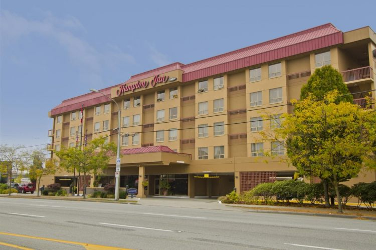 Hampton Inn by Hilton Vancouver-Airport/Richmond, BC V6X 1R9 near Vancouver International Airport View Point 1
