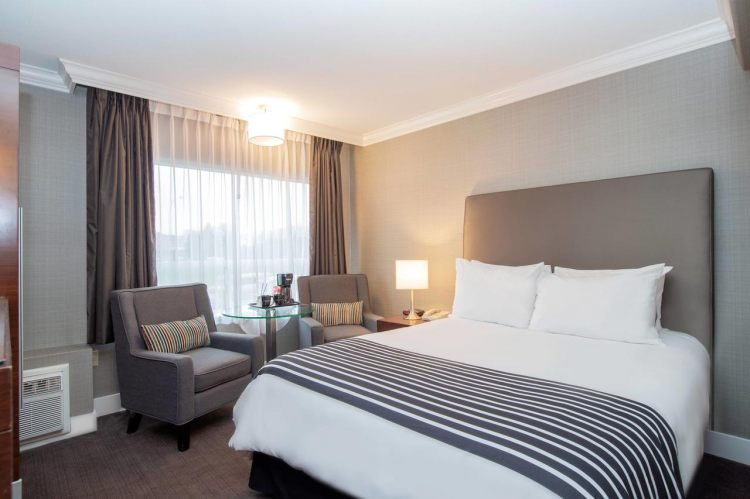 Sandman Hotel Vancouver Airport, BC V6X 3K4 near Vancouver International Airport View Point 18