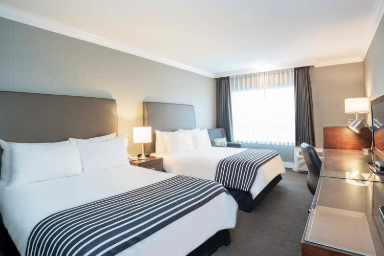 Sandman Hotel Vancouver Airport, BC V6X 3K4 near Vancouver International Airport View Point 11