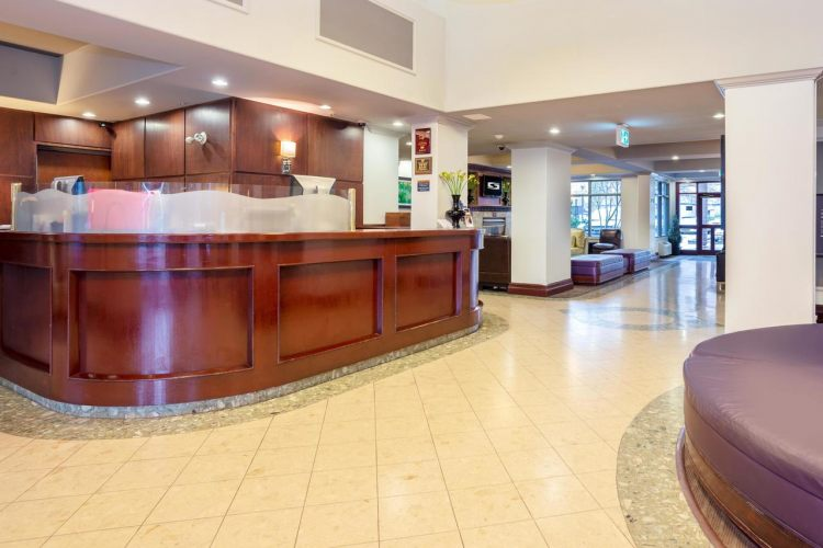 Sandman Hotel Vancouver Airport, BC V6X 3K4 near Vancouver International Airport View Point 13