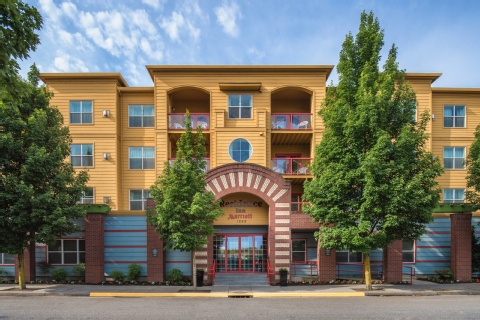 Residence Inn by Marriott Portland North, OR 97217 near Portland International Airport View Point 1