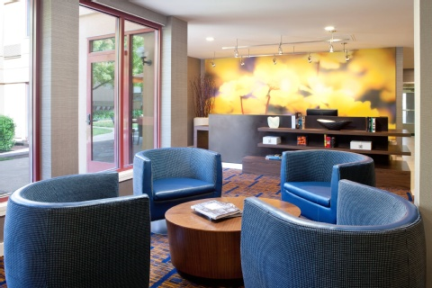 Courtyard by Marriott San Jose Airport, CA 95110 near Norman Y. Mineta San Jose Intl Airport View Point 24