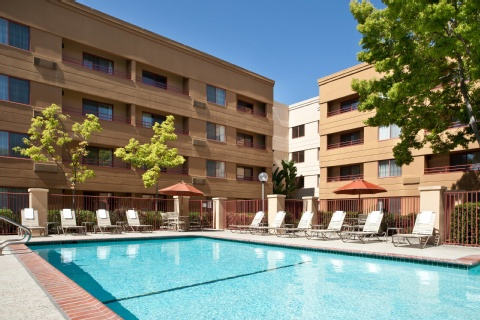 Courtyard by Marriott San Jose Airport, CA 95110 near Norman Y. Mineta San Jose Intl Airport View Point 14