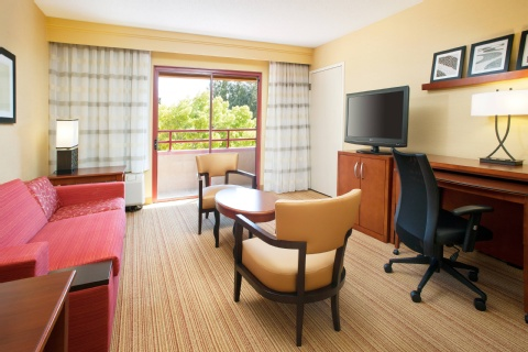 Courtyard by Marriott San Jose Airport, CA 95110 near Norman Y. Mineta San Jose Intl Airport View Point 6