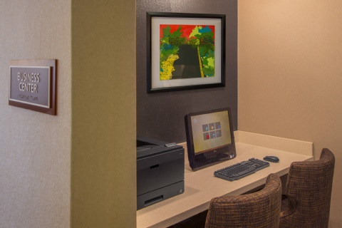 Residence Inn by Marriott Indianapolis Airport, IN 46241 near Indianapolis International Airport View Point 14