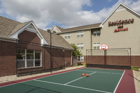 Residence Inn by Marriott Indianapolis Airport, IN 46241 near Indianapolis International Airport View Point 7