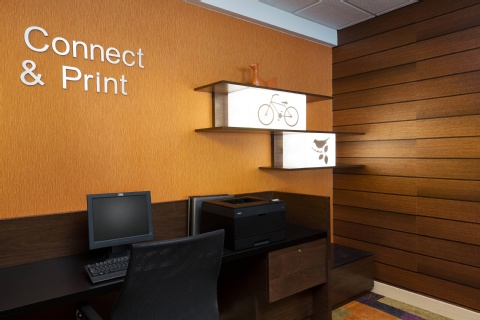 Fairfield Inn & Suites Chicago Midway Airport, IL 60638 near Midway International Airport View Point 17