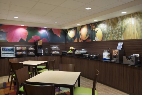 Fairfield Inn & Suites Chicago Midway Airport, IL 60638 near Midway International Airport View Point 11
