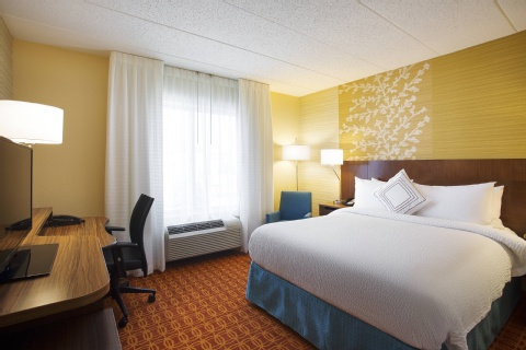 Fairfield Inn & Suites Chicago Midway Airport, IL 60638 near Midway International Airport View Point 8