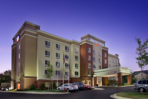 Fairfield Inn & Suites by Marriott Baltimore Downtown/Inner Harbor, MD 21090 near Baltimore-washington International Thurgood Marshall Airport View Point 1