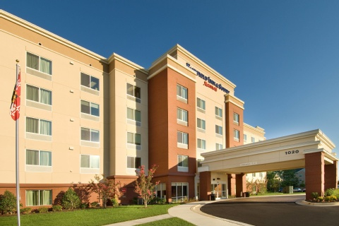 Fairfield Inn & Suites by Marriott Baltimore Downtown/Inner Harbor, MD 21090 near Baltimore-washington International Thurgood Marshall Airport View Point 21