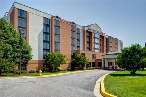 Hyatt Place Baltimore/Bwi Airport, MD 21090 near Baltimore-washington International Thurgood Marshall Airport View Point 1