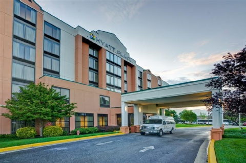 Hyatt Place Baltimore/Bwi Airport, MD 21090 near Baltimore-washington International Thurgood Marshall Airport View Point 31