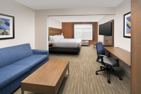 Holiday Inn Express & Suites Baltimore - Bwi Airport North, MD 21090 near Baltimore-washington International Thurgood Marshall Airport View Point 6