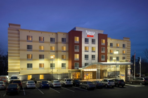 Fairfield Inn & Suites Arundel Mills BWI Airport, MD 21076 near Baltimore-washington International Thurgood Marshall Airport View Point 25