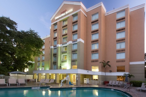 SpringHill Suites by Marriott Fort Lauderdale Airport & Cruise Port