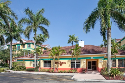 Residence Inn by Marriott Fort Lauderdale Plantation, FL 33324 near Fort Lauderdale-hollywood International Airport View Point 1