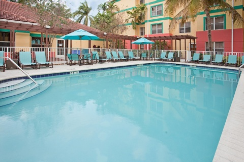 Residence Inn by Marriott Fort Lauderdale Plantation, FL 33324 near Fort Lauderdale-hollywood International Airport View Point 16