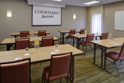 Courtyard by Marriott Indianapolis Airport, IN 46241 near Indianapolis International Airport View Point 19