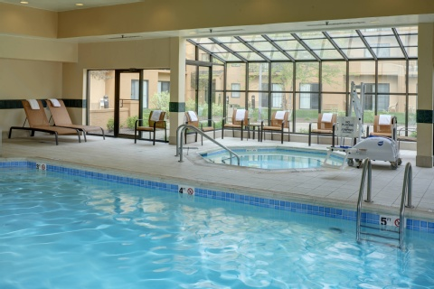 Courtyard by Marriott Indianapolis Airport, IN 46241 near Indianapolis International Airport View Point 15