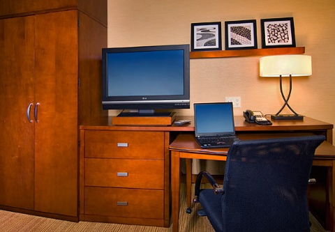 Courtyard by Marriott Indianapolis Airport, IN 46241 near Indianapolis International Airport View Point 7