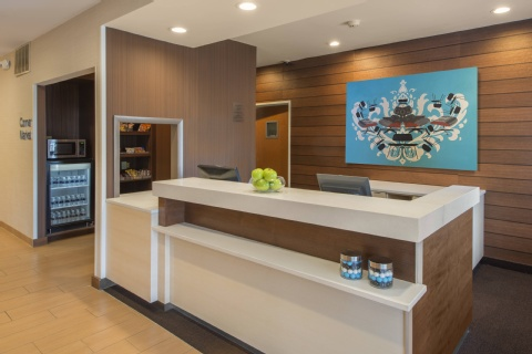 Fairfield Inn & Suites Indianapolis Airport, IN 46241 near Indianapolis International Airport View Point 10